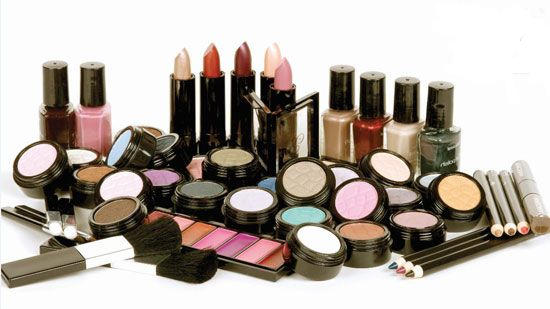 how to make cosmetics products