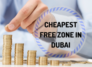 Cheapest freezone in UAE