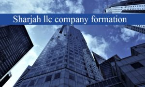 Sharjah llc company formation