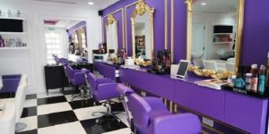 Beauty salon license in Dubai