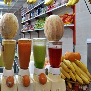 Juice shop license in Dubai